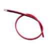 Kép 1/2 - Vezeték LED szalaghoz, piros/fekete, 2x1.5 mm2, 100 méter (16023)