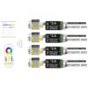 Kép 2/3 - Group Control RGB+CCT csoport (zóna) távirányító Full color LED szalaghoz (14880) 1