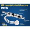 Kép 2/2 - LED Beépíthető LED vezérlő (DIR03) mozgásérzékelős kapcsoló (22614) 1