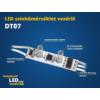 Kép 1/2 - LED Beépíthető LED vezérlő (DT07) érintős színhőmérséklet vezérő CCT (22633)