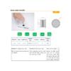 Kép 3/3 - LED Bútorlapba építhető LED közelségérzékelő és ajtó nyitás érzékelő 36W (22651) 2