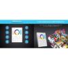 Kép 3/3 - Group Control RGB+CCT Fali FullColor szabályzó panel, B8: elemes/tápegységes (23126) 2