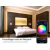 Kép 3/5 - LED Magic WiFi RGBW vezérlő - telefonos vezérlés - zene, kamera, ébresztő (22634) 2