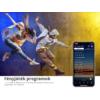 Kép 5/5 - LED Magic WiFi RGBW vezérlő - telefonos vezérlés - zene, kamera, ébresztő (22634) 4