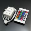 Kép 1/2 - LED RGB vezérlő - Infravörös, 24 gombos (72W) (3873)