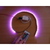 Kép 2/2 - LED RGB vezérlő - Infravörös, 24 gombos (72W) (3873) 1