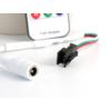 Kép 3/3 - LED RGB vezérlő és távirányító digitális (DRGB) LED szalaghoz, futófény (23691) 2