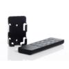 Kép 2/3 - LED SD R1 Fényerőszabályzó távirányító, nyomógombos, fekete (22574) 1