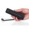 Kép 2/3 - LED SD R12 Touch Színhőmérséklet (CCT) távirányító, érintős, fekete (22582) 1