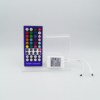 Kép 1/3 - RGBW vezérlő - Infravörös, 40 gombos (96/192W) (19049)
