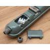 Kép 4/4 - F-Series por és páramentes LED lámpatest IP65 (48W) 150 cm, 4500K (13058) 3
