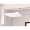 Kép 5/6 - LED panel (600 x 600mm) 45W - meleg fehér (9605) 5