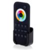 Kép 1/3 - LED SD RT-10 Touch FullColor RGB+CCT távirányító, érintős, fekete, 4 zónás (22585)
