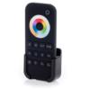 Kép 1/3 - LED SD RT-5 Touch FullColor RGB+CCT távirányító, érintős, fekete (22583)
