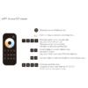Kép 3/3 - LED SD RT-7 Touch Színhőmérséklet (CCT) távirányító, érintős, fekete, 4 zónás (22580) 2