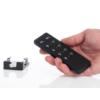 Kép 2/3 - LED SD RU-4 Fényerőszabályzó távirányító, nyomógombos, fekete, 4 zónás (22586) 1