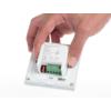 Kép 2/4 - LED SD S1-KW Fali fényerő szabályzó (Triac 230V) forgatógombos, fehér (22587) 1