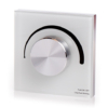 Kép 1/3 - LED SD T1-KW Fali LED fényerőszabályzó, forgatógombos, fehér (22593)