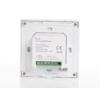 Kép 2/3 - LED SD T1-KW Fali LED fényerőszabályzó, forgatógombos, fehér (22593) 1