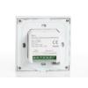 Kép 2/3 - LED SD T2-1B Fali LED színhőmérséklet vezérlő, érintésérzékeny, fekete (22597) 1