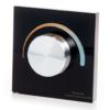 Kép 1/3 - LED SD T2-KB Fali LED színhőmérséklet vezérlő, forgatógombos, fekete (22599)