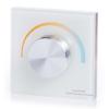 Kép 1/3 - LED SD T2-KW Fali LED színhőmérséklet vezérlő, forgatógombos, fehér (22598)