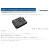 Kép 3/4 - LED SkyDance V3-X RGB vezérlő színes LED szalaghoz, 12-36V, 3 csatorna, 10A/cs. (22885) 2