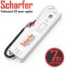 Kép 1/6 - Scharfer Vízálló LED tápegység 12 Volt (150W/12.5A) IP67