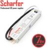 Kép 1/6 - Scharfer Vízálló LED tápegység 12 Volt (20W/1.67A) IP67