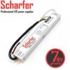 Kép 1/7 - Scharfer Vízálló LED tápegység 12 Volt (60W/5A) IP67