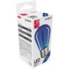 Kép 1/3 - Avide Dekor LED Filament fényforrás 0.6W E27 Kék