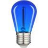Kép 2/3 - Avide Dekor LED Filament fényforrás 0.6W E27 Kék