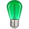 Kép 2/3 - Avide Dekor LED Filament fényforrás 0.6W E27 Zöld