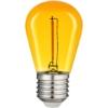 Kép 2/3 - Avide Dekor LED Filament fényforrás 0.6W E27 Sárga