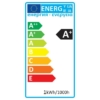 Kép 3/3 - Avide Dekor LED fényforrás G45 1W E27 Zöld