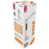 Kép 1/9 - Avide LED Asztali Lámpa Naptár Fehér 5W