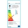 Kép 4/5 - Avide LED Asztali Lámpa Csíptethető Fehér 3W
