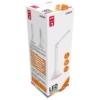 Kép 1/9 - Avide LED Asztali Lámpa RGB Hangulatvilágítás Fehér 4W