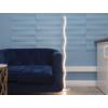 Kép 2/6 - Avide LED Állólámpa Wave 16W NW