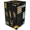 Kép 1/4 - Avide LED Jumbo Filament Nowra Amber 8W E27 2400K dimmelhető