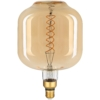 Kép 2/4 - Avide LED Jumbo Filament Ross Amber 8W E27 2400K dimmelhető