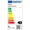 Kép 4/4 - Avide LED Jumbo Filament Ross Amber 8W E27 2400K dimmelhető