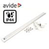 Kép 1/8 - Avide LED bútorvilágító lámpa, szenzoros fényerő állítással (9W/680Lm) természetes fehér