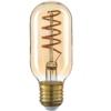 Kép 2/4 - Avide LED Soft Filament izzó T45 3W E27 360° EW 2700K