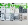 Kép 2/4 - Schneider Electric Asfora - Keret, 1-es, alumínium