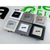 Kép 3/4 - Schneider Electric Asfora - Keret, függőleges, 2-es, fehér