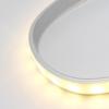 Kép 1/6 - LED Profiles APB-1806 Hajlítható alu U profil ezüst, LED szalaghoz, opál burával