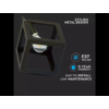 Kép 4/7 - V-TAC Champion-IV geometrikus függeszték (E27) fekete kocka