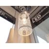 Kép 2/5 - V-TAC Sinbad fém függőlámpa (E27) - matt fehér