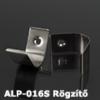 Kép 1/2 - LED Profiles ALP-016S és 016R Tartó-, rögzítő elem alumínium LED profilhoz, fém